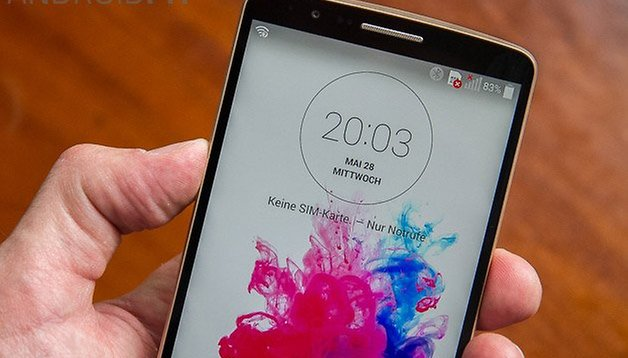 LG G3 - ¡Análisis y hands-on en exclusiva!