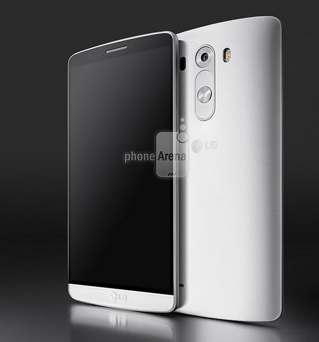 lg g3 white
