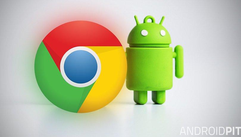 Google Chrome sur Android peut afficher en direct la définition d'un mot en surbrillance