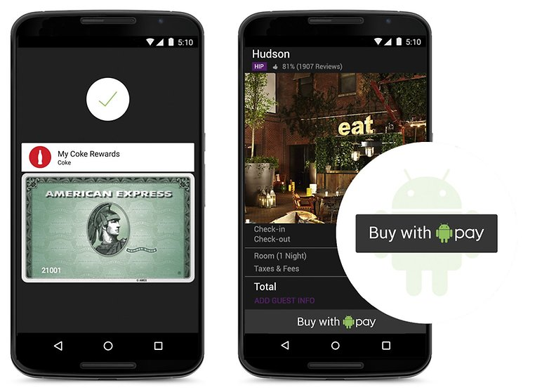 android m android pay nexus 6