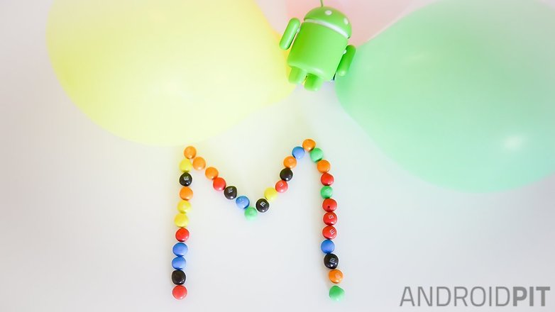 android m teaser