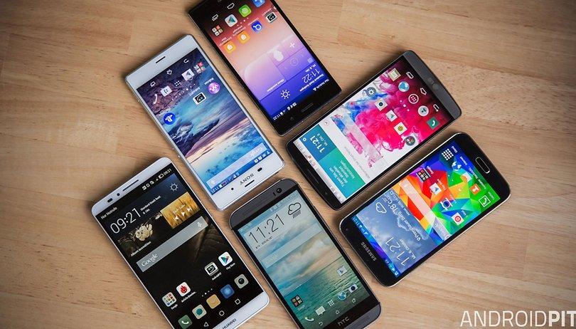 Welches Flaggschiff-Smartphone wird Dein nächstes?