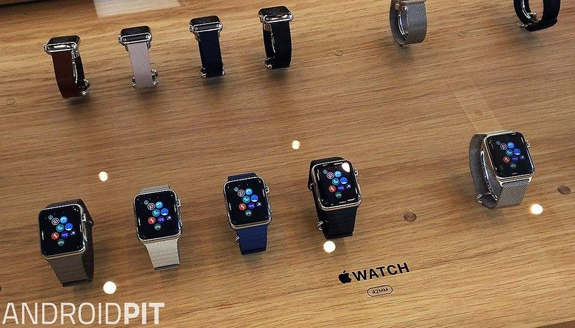 Ich habe die Apple Watch ausprobiert und geriet in Versuchung
