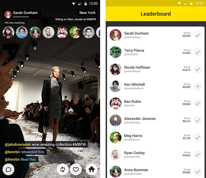 meerkat android screenshot