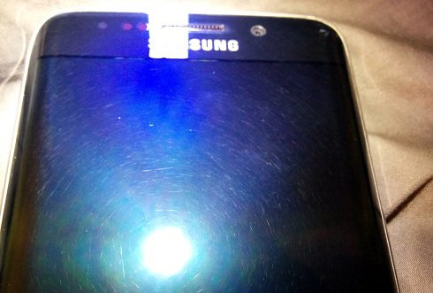 galaxy s6 edge display kratzer