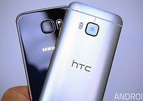 Samsung Galaxy S6 und HTC One M9 im Kameravergleich