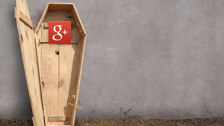 google plus coffin