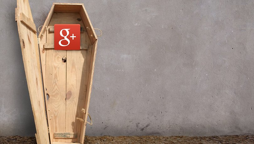 Google+ shuts down after data leak is finally exposed