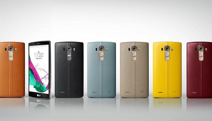 LG G4: Tipps und Tricks für mehr Spaß mit dem Lederphone