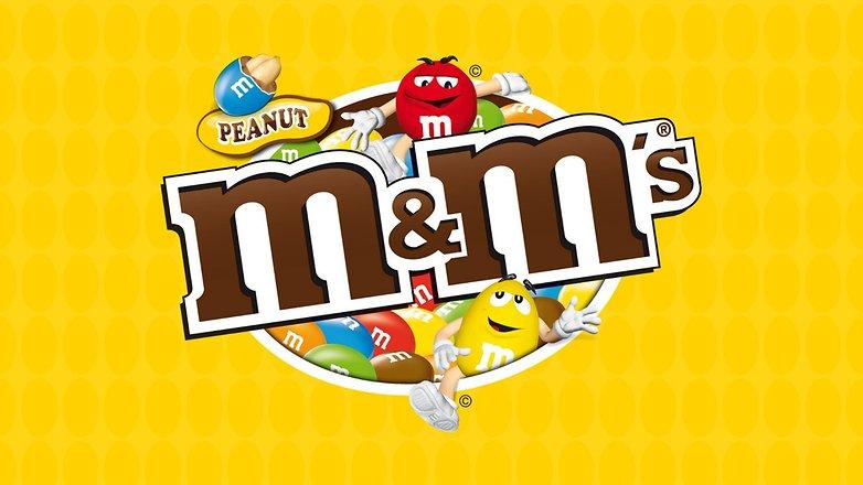 m und m logo