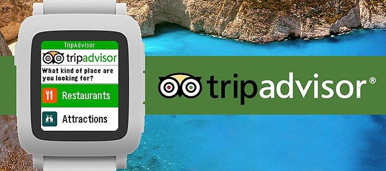 tripadvisor pebble time
