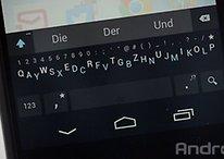 Lieblings-App: Minuum Keyboard, die äußerst kompakte Tastatur