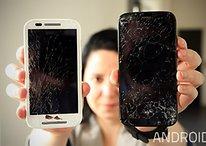Motorola Moto G & Moto E im Drop-Test [VIDEO]