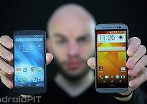 HTC One (M8) vs Nexus 5 : la belle et la bête ?