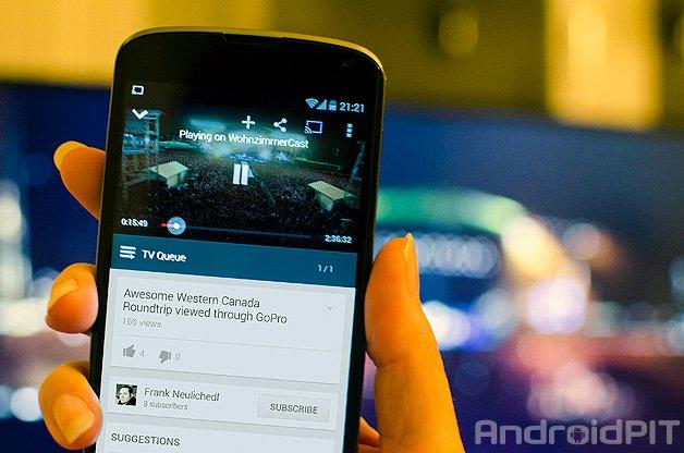 how to change wifi on google chromecast