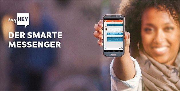 sayhey smarter messenger teaser