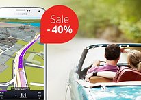 Drivers watch out for 40% price drop on GPS Navigation & Maps app by Sygic