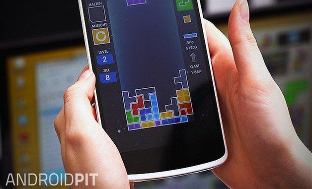 tetris oppo n1 teaser