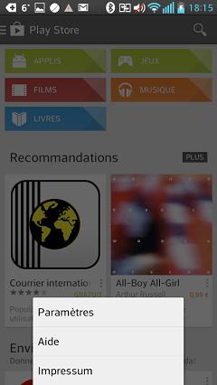 Comment retrouver et réinstaller ses applications Android ...