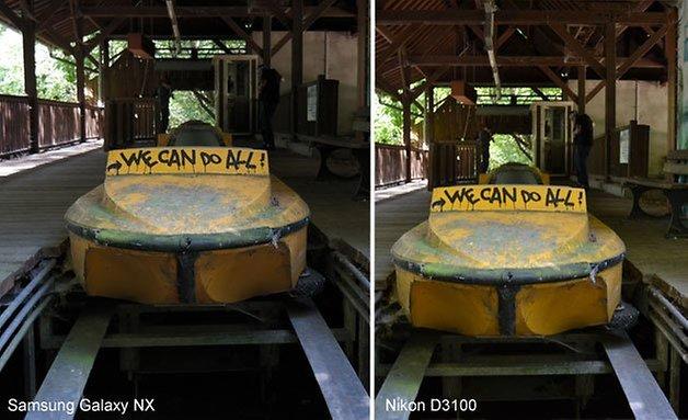 Galaxy NX Nikon 3100 vergleich 628 7