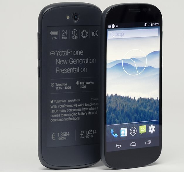 YotaPhone new 1