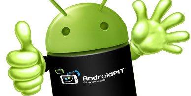 androidpit maskottchen