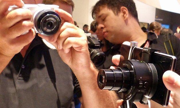 g lens live 8