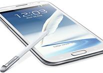 Samsung Galaxy Note 2: Fetter Akku und mehr Speicher
