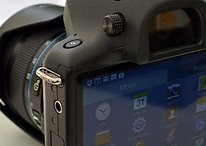 Galaxy NX vs camera DSLR: confronto foto