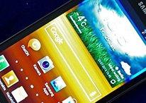 [Update] Galaxy S2: Update auf Jelly Bean startet
