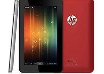 HP Slate 7 : Hewlett Packard se lance dans la tablette Android