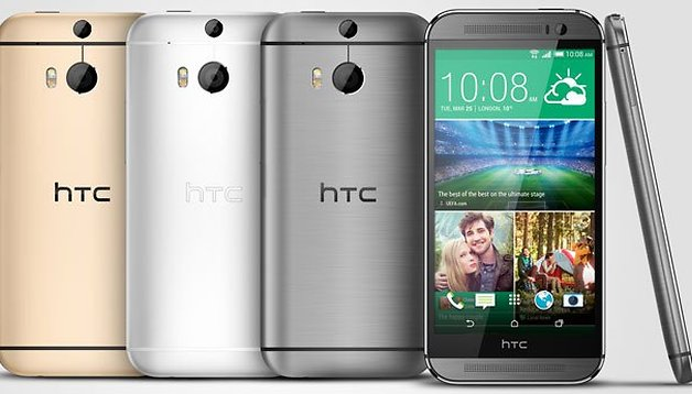 HTC unveils the new HTC One (M8)!