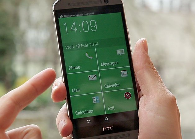 htc one 2014 powersafe mode