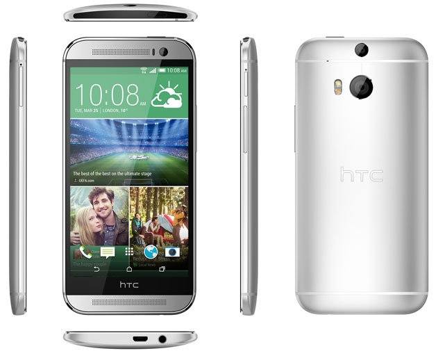 Presentazione ufficiale dell 39 htc one m8 androidpit for Facebook logo ufficiale