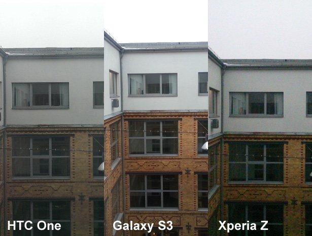 htc one galaxy s3 xperia z kamera vergleich 5