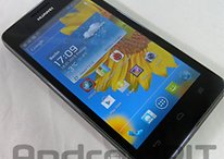 Huawei G615: test hands on
