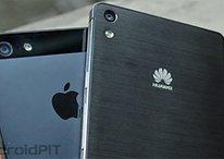 Galaxy S4 nur Durchschnitt: Huawei bläst zum Angriff