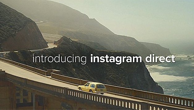 Instagram Direct: send photos and videos privately