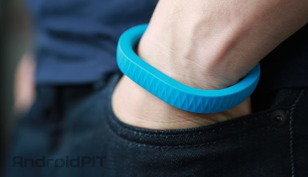 jawbone up test live
