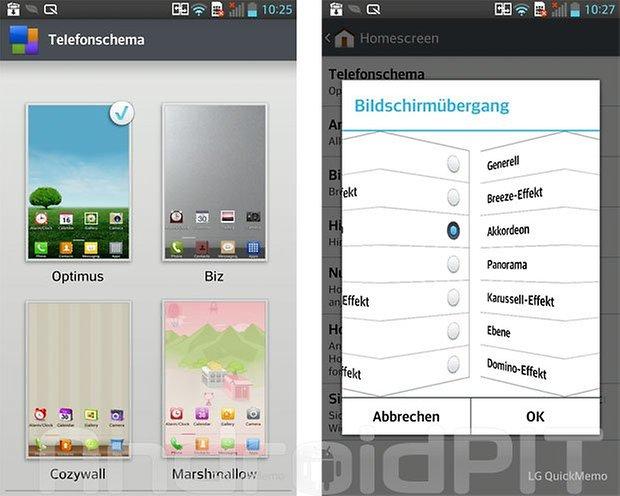 lg optimus g screenshot 2