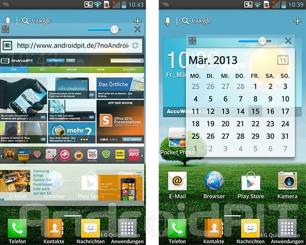 lg optimus g screenshot 3