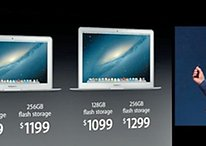 Apple presenta el MacBook Air y el Mac Pro