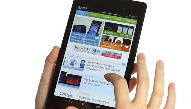 Nexus 7 2013 review: introducing the best 7-inch tablet around