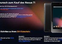 [Update] Nexus 7 zu früh gekauft: Auch Asus zahlt Geld zurück