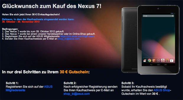 update nexus 7 zu fr h gekauft auch asus zahlt geld. Black Bedroom Furniture Sets. Home Design Ideas