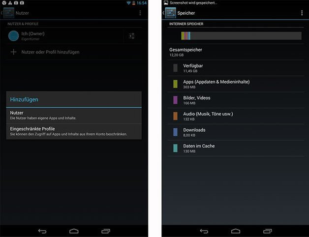 nexus 7 screenshots