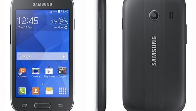 Samsung Galaxy Ace Style: Neuer Einsteiger mit KitKat vorgestellt
