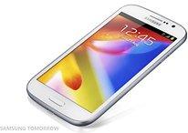 Galaxy Grand - Um novo Samsung de 5''