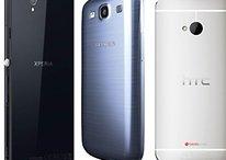 Kunststoff, Glas, Aluminium: Woraus sollte ein Smartphone bestehen?