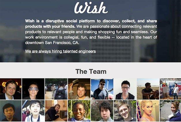 wish app 2